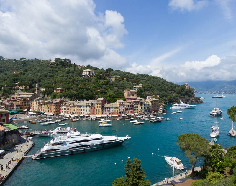 Discover the most fascinating places in Liguria